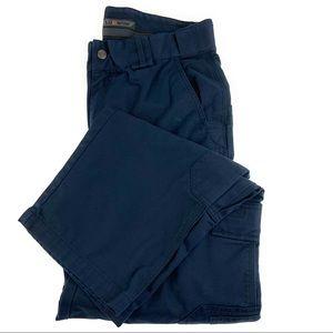 32x32 511 Tactical Navy Cargo Pants